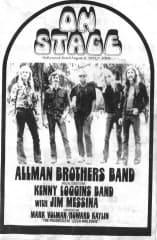 Program Cover 8/6/72