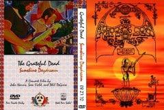 Denza's GD Sunshine Daydream DVD