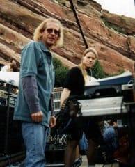 Bud Snyder at Red Rocks