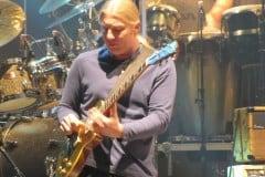 Derek playing Duane's 57 Gold Top