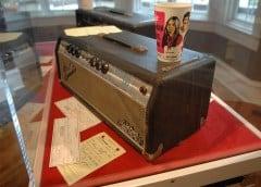 Dickey Bett's 1968  Fender Bassman Amp