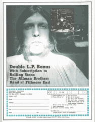 Duane pic in Rolling Stone