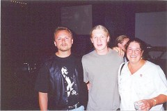 'Nother Tralf in Buffalo, 7-12-00