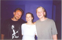 Susan, Derek, Jeff