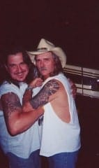 Rev. Tim and Dickey Compare Tattoos