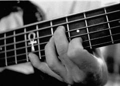 Ankh on Otiel's bass