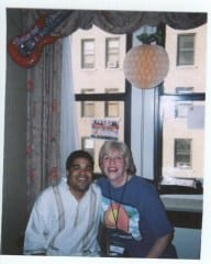 Barb and Oteil 3-20-04