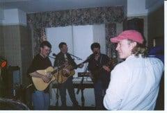 Saturday 3/20/04- Opening Band