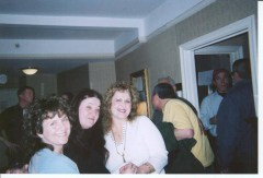 More of the gang preshow 3-20-04