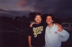 Me & Dave Stoltz