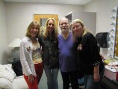 Me, Maud, Gregg and Julie
