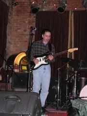 Jack Pearson Band @ Boogie McCains