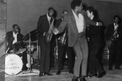 """Jay"" Johnny Johnson on the road w/Otis Redding"