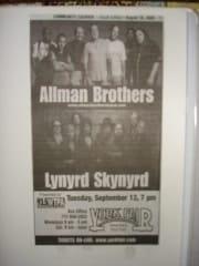 9/13/05 York, PA Show Ad