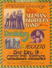 ABB 12/9/72 Poster
