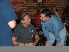 Kim Payne & Jack Pearson  Oct, 2004