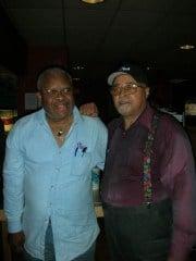 Jaimoe and Jimmy Cobb
