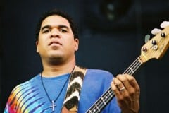 Oteil at the Say What? stage