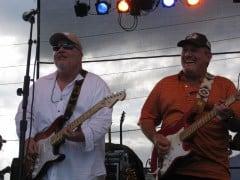 The BoogieMen 20th Anniversary - Punta Gorda Block Party