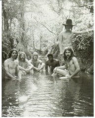 ABB Naked in a Creek