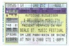 5-6-2000 Memphis TN