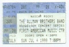 Nashville TN July 4th '99