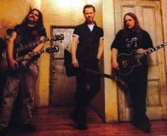 Warren, James, & Woody