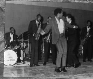 """Jay"" Johnny Johnson on the road w/Otis Redding"
