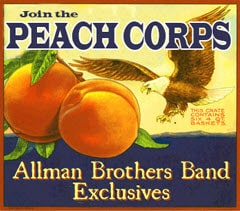 Join the Peach Corps