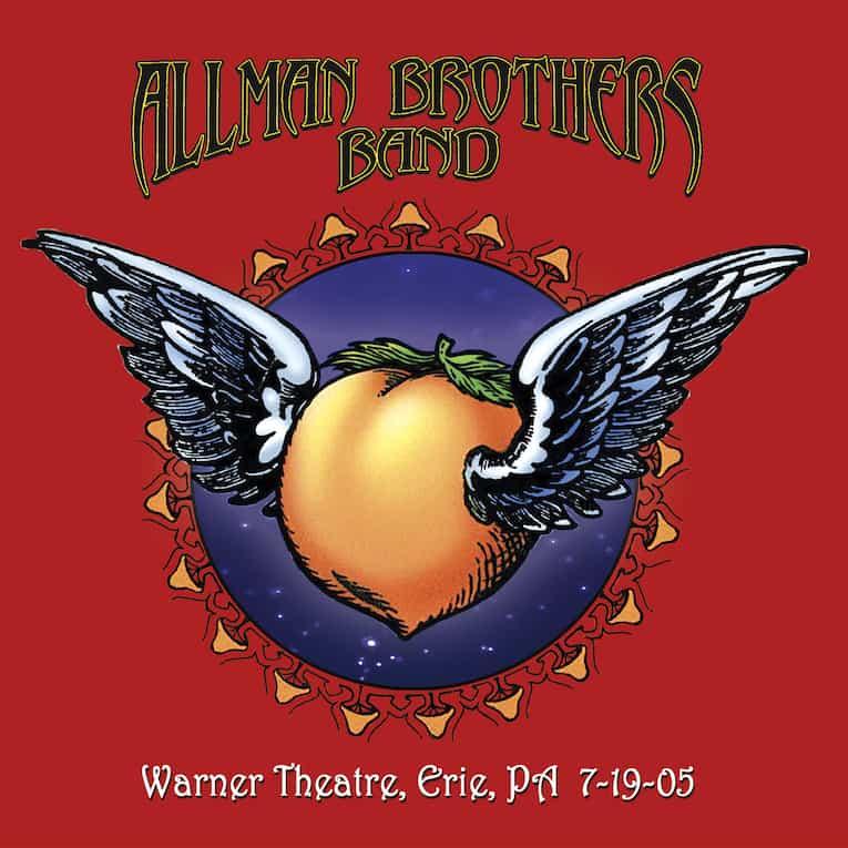 Warner Theatre Erie PA 7-19-2005