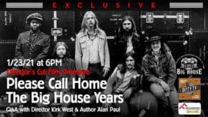 Please Cal Home - The Big House Years