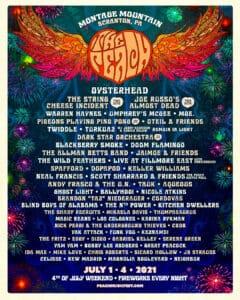 Peach Music Festival 2021