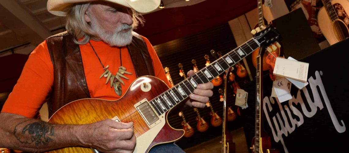 Gibson Custom Southern Rock Tribute